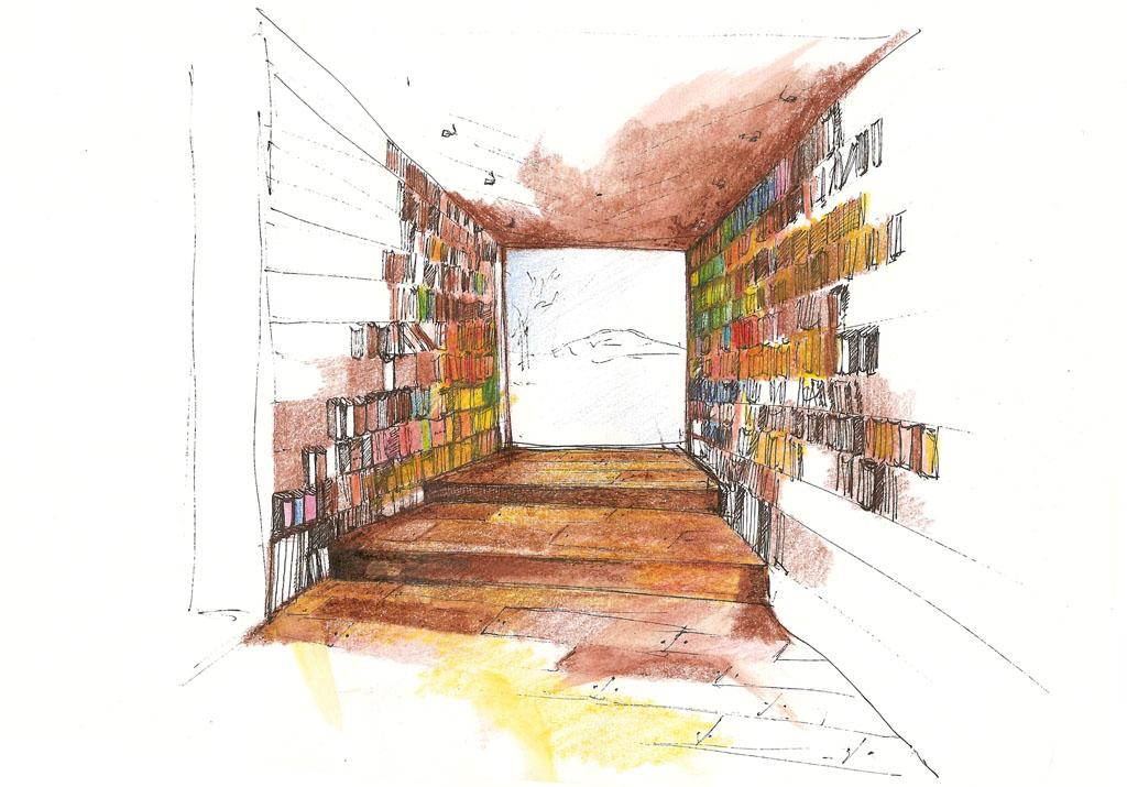 """Látvány a könyvtárszobából : Meselia, avagy a """"pomázi Fuji"""""""